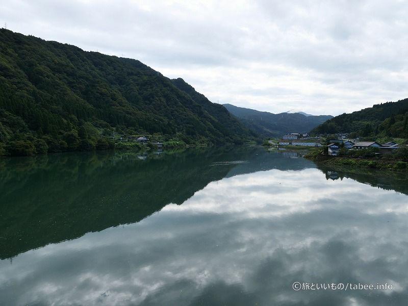 神通川上流