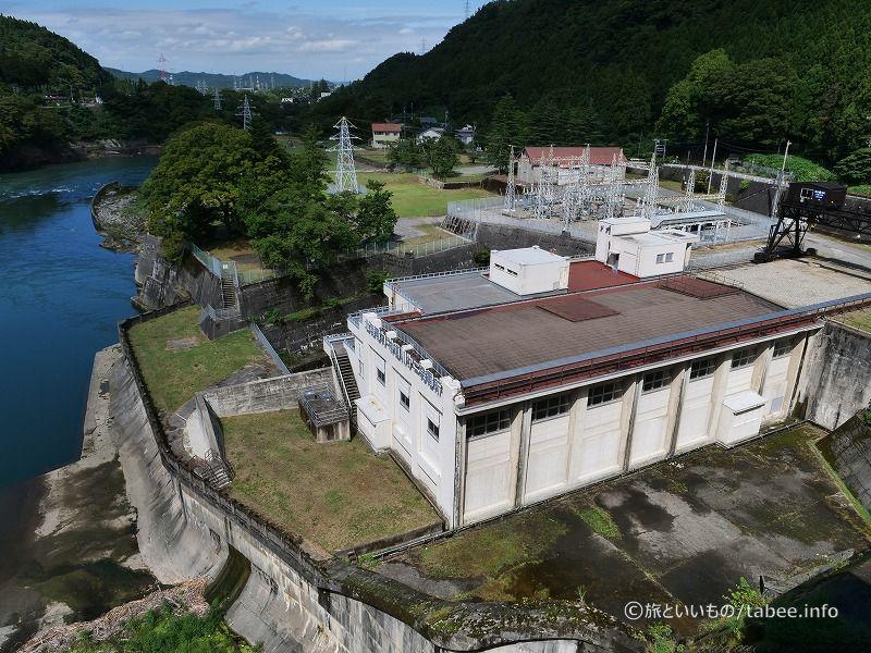 北陸電力神通川第二発電所