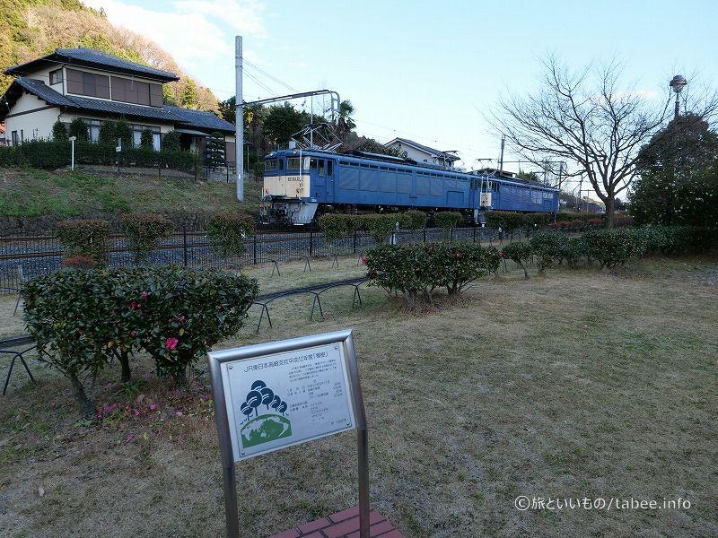 EF63形機関車