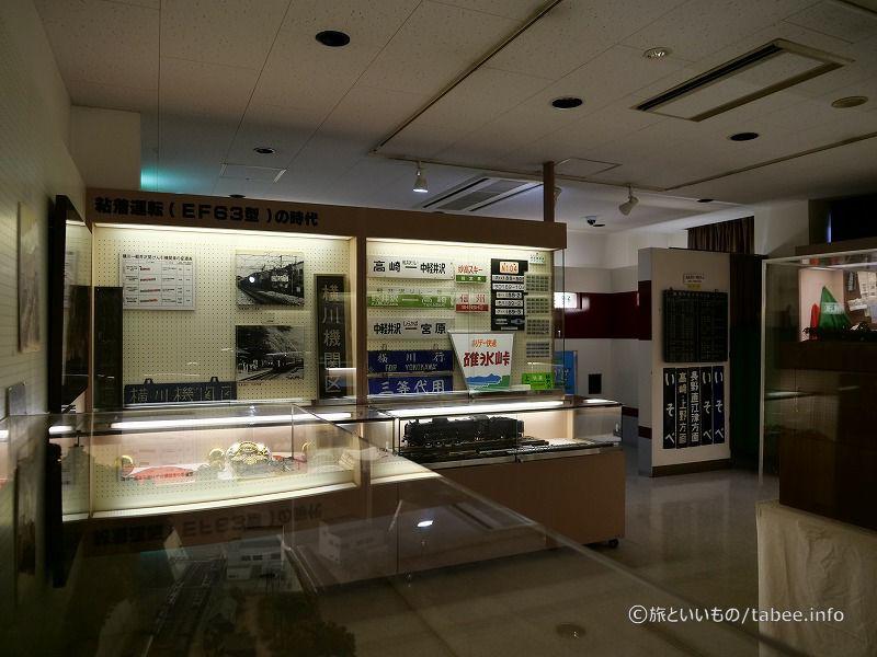 横川機関区