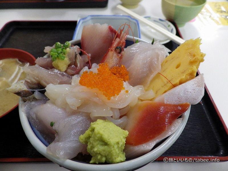 小田原港魚市場食堂