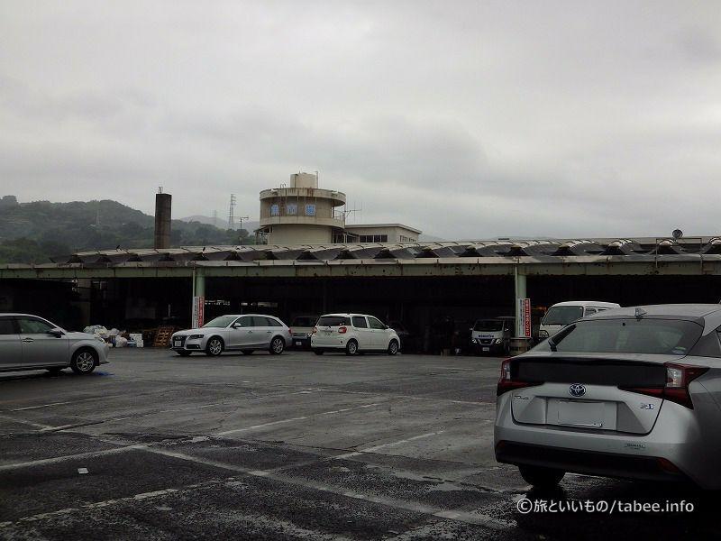 小田原漁港遠景