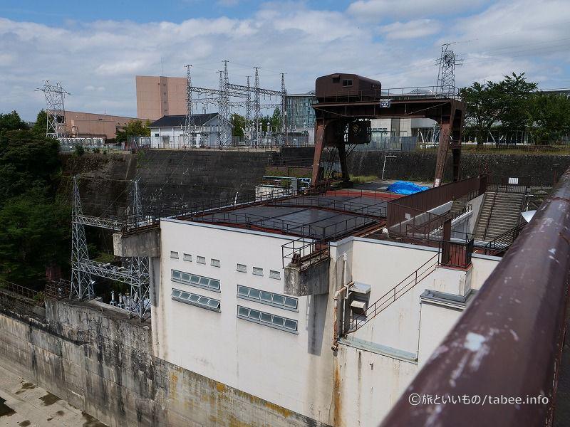 神通川第三発電所