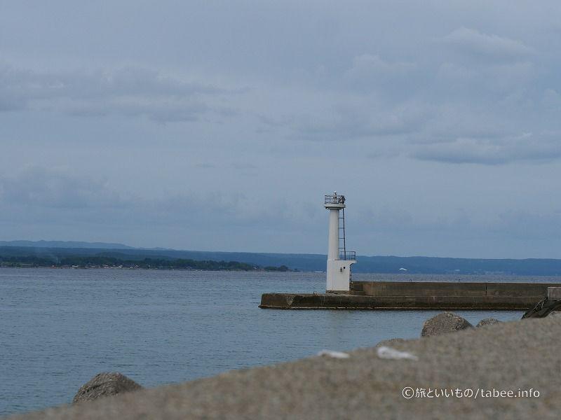 能登島の灯台