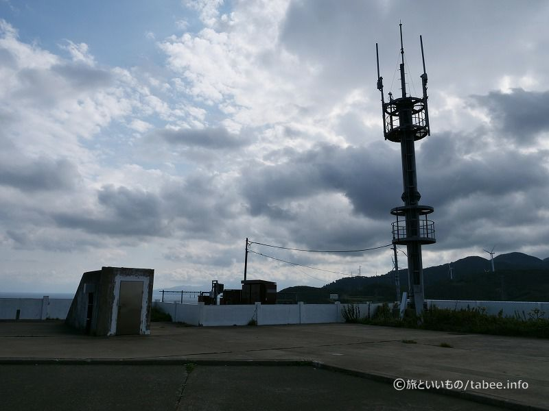アンテナと謎のドア