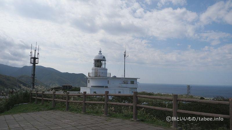 日本の灯台50選にも入っている龍飛埼灯台